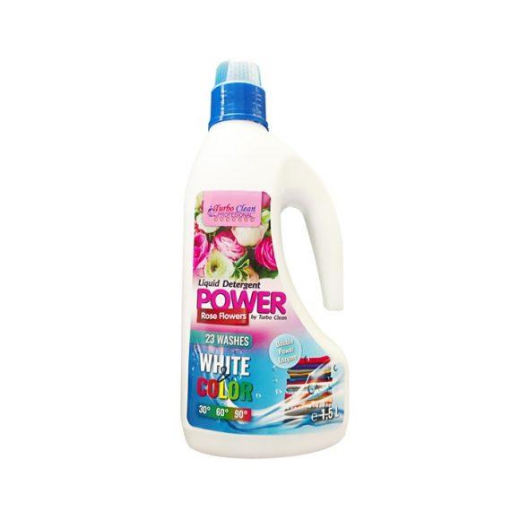 Detergent lichid de rufe Turbo Clean 1,5L Gardenia