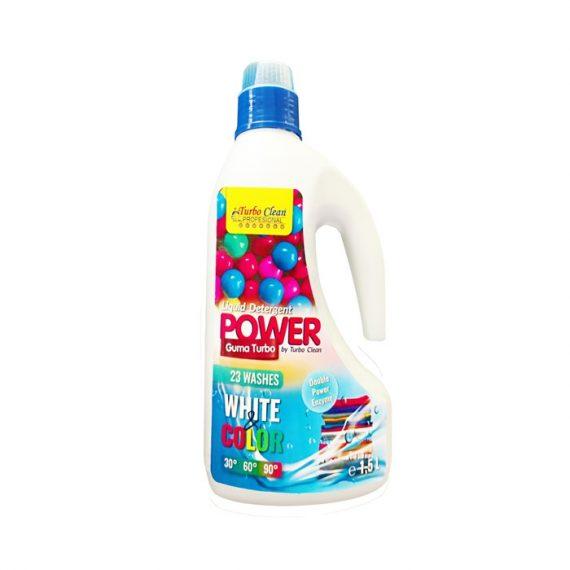 Detergent lichid de rufe Turbo Clean 1,5L Guma Turbo