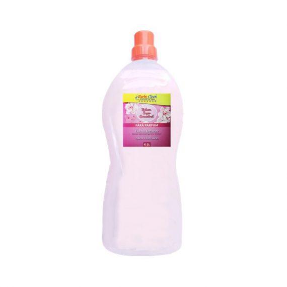 Balsam de rufe Turbo Clean 2L Fara Parfum 40 spalari