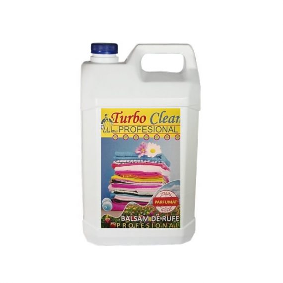 Balsam de rufe Turbo Clean 5L Luxury 100 spalari