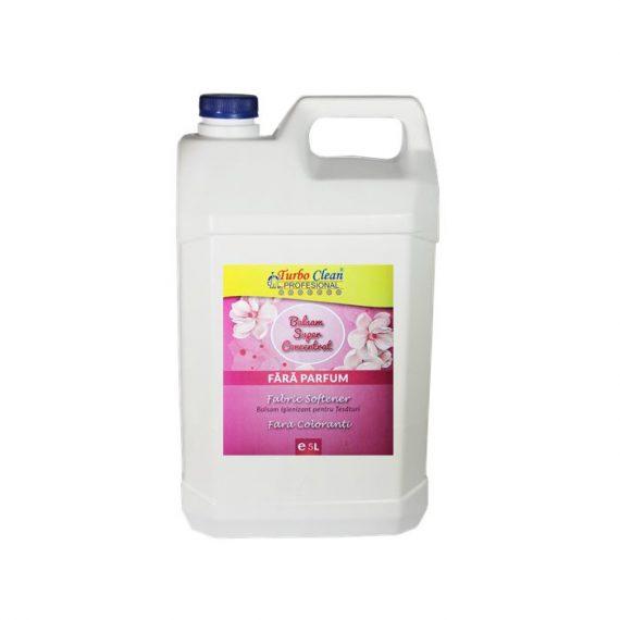Balsam de rufe Turbo Clean 5L Fara Parfum 100 spalari