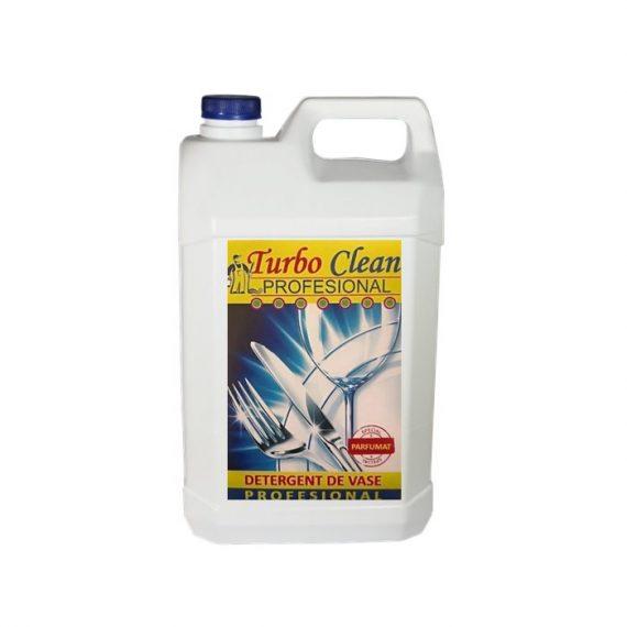 Detergent de vase Turbo Clean 5L Mere