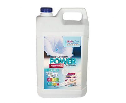 Detergent lichid de rufe Turbo Clean 5L Floarea Lunii