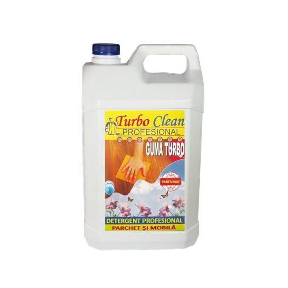 Detergent pentru parchet Turbo Clean 5L Guma Turbo