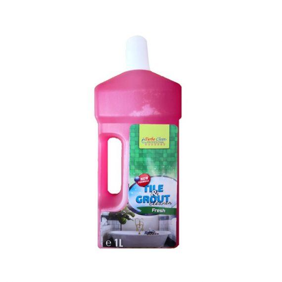 Detergent pentru gresie si faianta Turbo Clean 1L Fresh