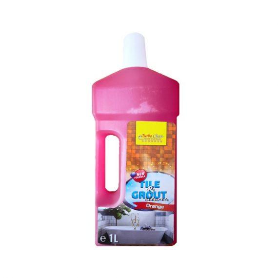 Detergent pentru gresie si faianta Turbo Clean 1L Orange
