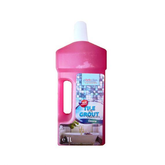 Detergent pentru gresie si faianta Turbo Clean 1L Ozone
