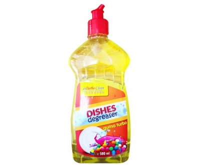 Detergent de vase Turbo Clean 500 ml Guma Turbo