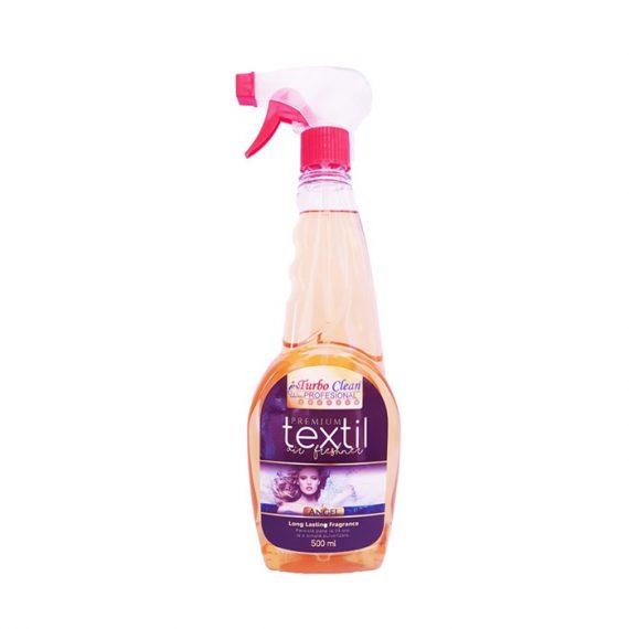 Odorizant camera si textile Turbo Clean Premium 500 ml Angel pe baza de alcool