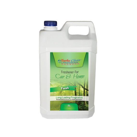 Odorizant camera si textile Turbo Clean 5L Fresh pe baza de alcool