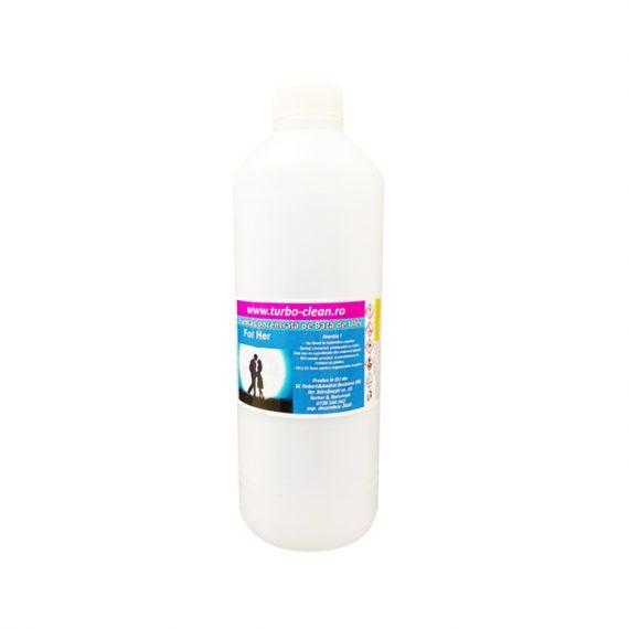 Odorizant pentru aparate profesionale Premium Turbo Clean, For Her, 500 ml, rezerva, refill dispenser