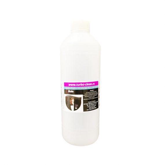 Odorizant pentru aparate profesionale Premium Turbo Clean, Male, 500 ml, rezerva, refill dispenser