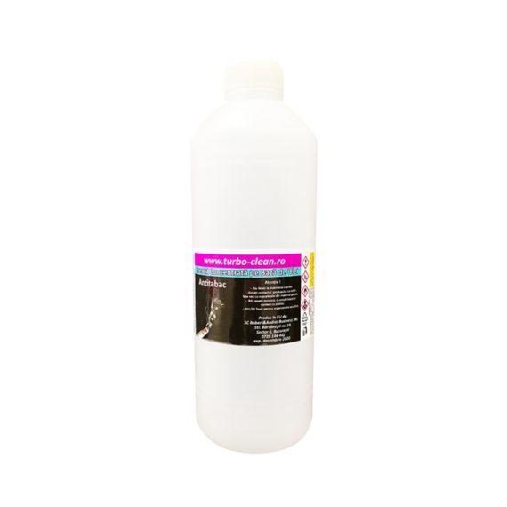 Odorizant pentru aparate profesionale Turbo Clean, Antitabac, 500 ml, rezerva, refill dispenser