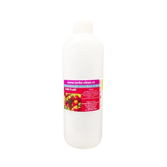 Odorizant pentru aparate profesionale Turbo Clean, Tutti frutti, 500 ml, rezerva, refill dispenser