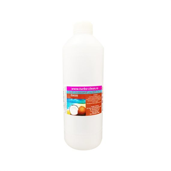 Odorizant pentru aparate profesionale Turbo Clean, Cocos, 500 ml, rezerva, refill dispenser