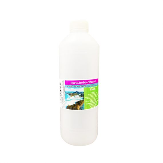 Odorizant pentru aparate profesionale Turbo Clean, Exotic, 500 ml, rezerva, refill dispenser
