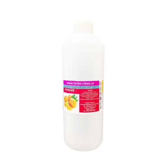 Odorizant pentru aparate profesionale Turbo Clean, Portocala, 500 ml, rezerva, refill dispenser