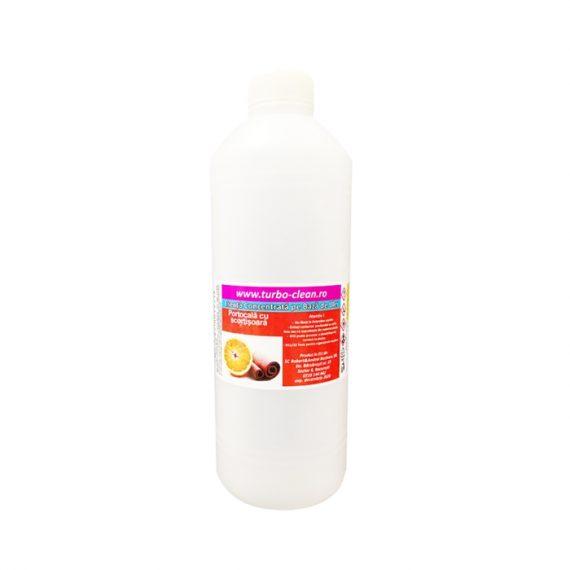 Odorizant pentru aparate profesionale Turbo Clean, Portocala cu scrotisoara, 500 ml, rezerva, refill dispenser