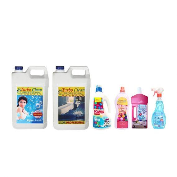 Pachet promo Safe & Clean Igienizare si curatare