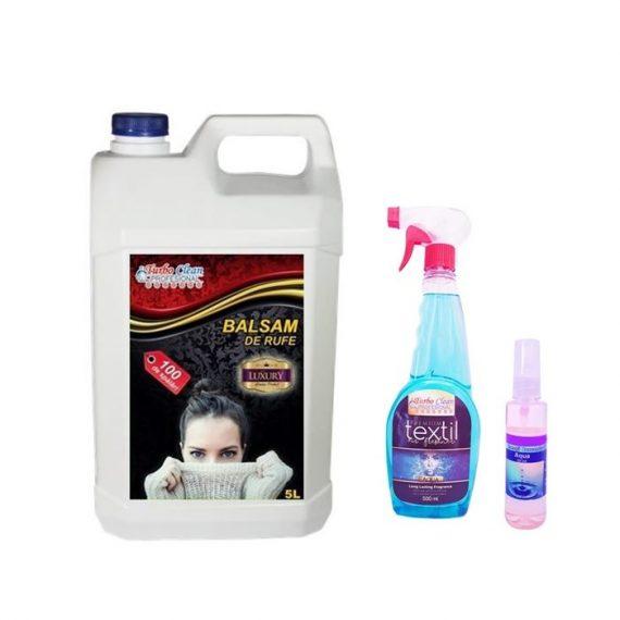Pachet Premium de LUX cu parfum la alegere